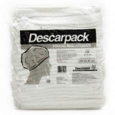 Toucas Descartáveis C/ 100 un Descarpack